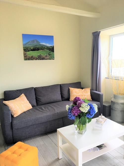 Casa do Almance living room