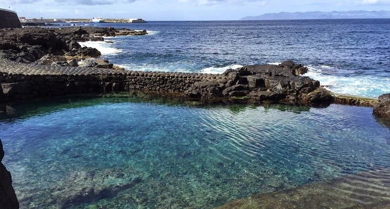 São Roque do Pico swimming pool