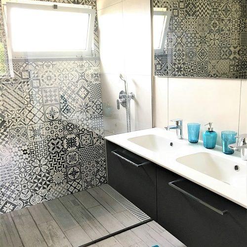 Casa do Almance bathroom