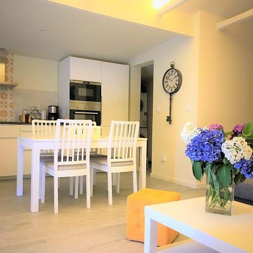 Casa do Almance kitchen